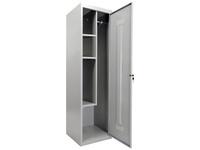 шкаф для раздевалок ПРАКТИК ML 11-50У (УНИВЕРСАЛЬНЫЙ)