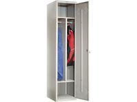 Шкаф для раздевалок ПРАКТИК LS-11-40D